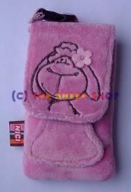 12cm Pink Rosa Phone case